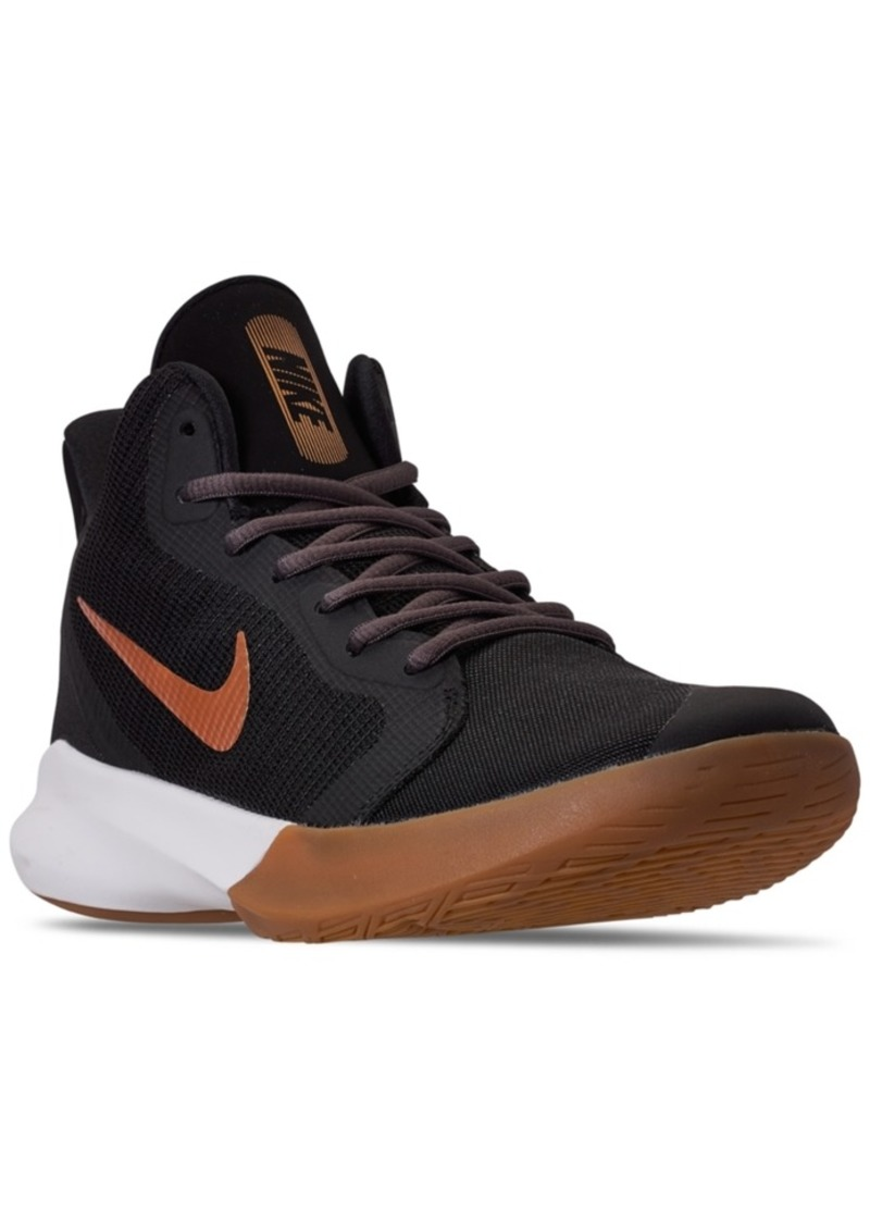 Nike Men's Precision Iii Basketball Sneakers from Finish Line