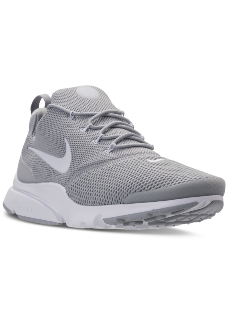 SALE! Nike Nike Men's Presto Fly Running Sneakers from Finish Line