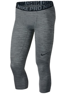 Nike Men's Pro Cropped Compression Tights
