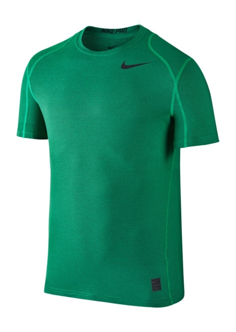 ef95d117 Nike Nike Men's Pro Dri-fit Fitted Striped Training Top | T Shirts