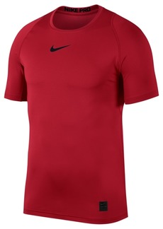 Nike Men's Pro Dri-fit Fitted T-Shirt