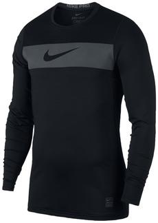 Nike Men's Pro Warm Dri-fit Compression T-Shirt