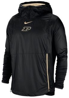Nike Men's Purdue Boilermakers Fly Rush Jacket