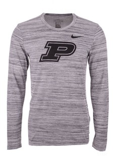 Nike Men's Purdue Boilermakers Legend Travel Long Sleeve T-Shirt