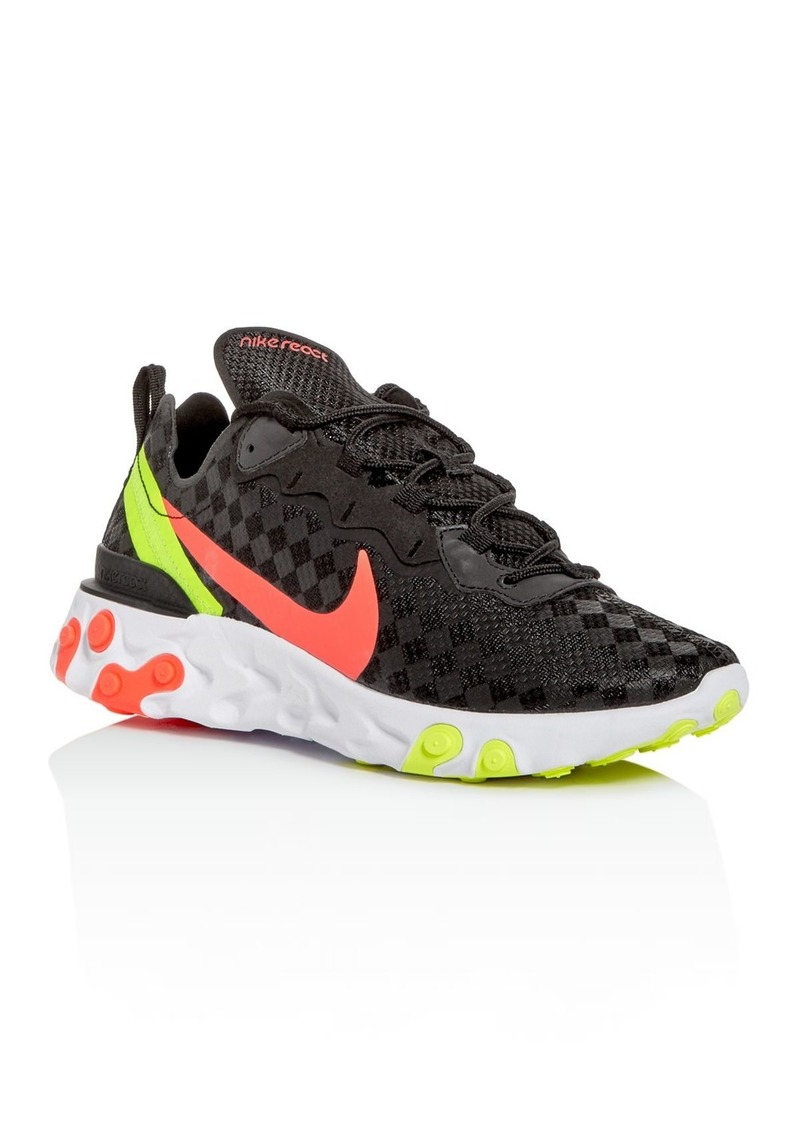 Nike Men's React Element 5 Low-Top Sneakers