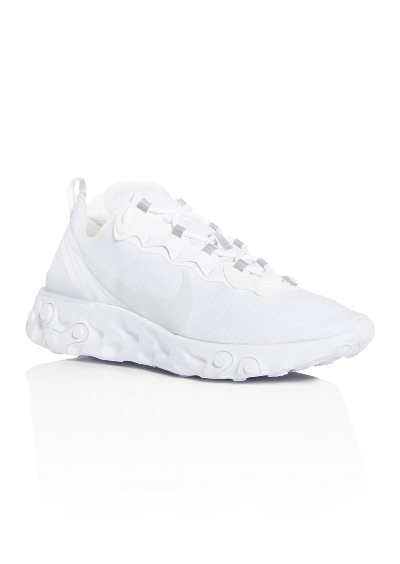 Nike Men's React Element 55 SE Low-Top Sneakers