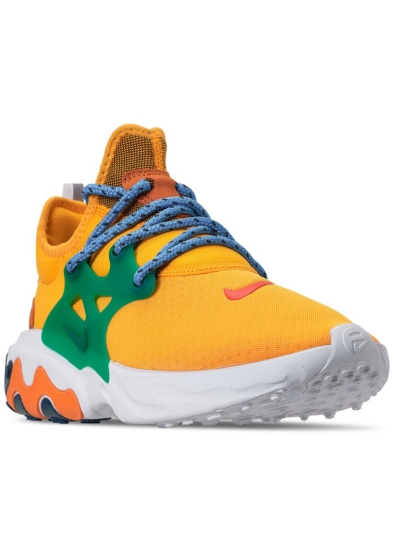 Nike Men's React Presto Running Sneakers from Finish Line