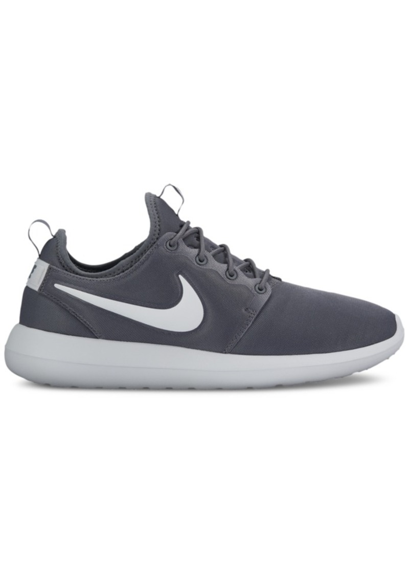 Men's Roshe Two Casual Sneakers from Finish Line. Nike