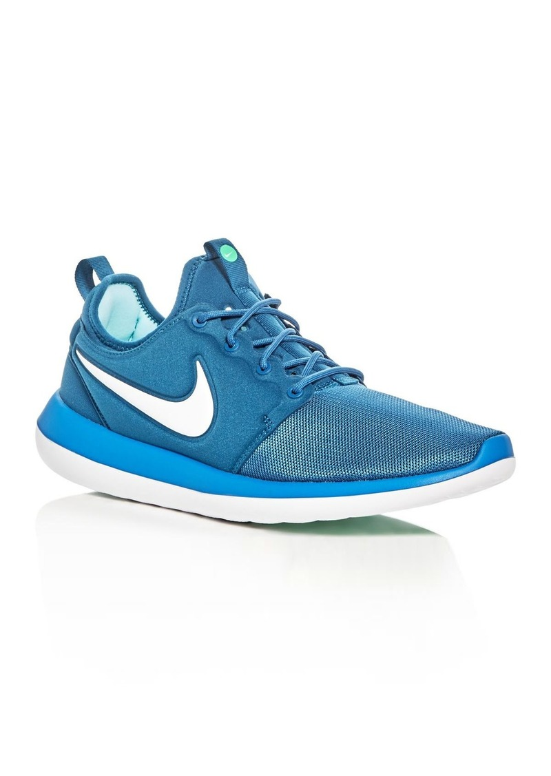 new product 30bde 943ac Men s Roshe Two Lace Up Sneakers. Nike