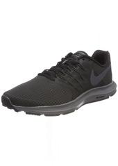 Nike Men's Run Swift Shoe Black/Metallic Hematite-Dark Grey-Anthracite  Regular US