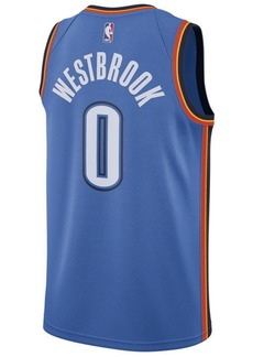 Nike Men's Russell Westbrook Oklahoma City Thunder Icon Swingman Jersey