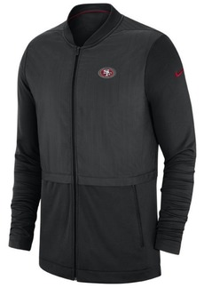 Nike Men's San Francisco 49ers Elite Hybrid Jacket