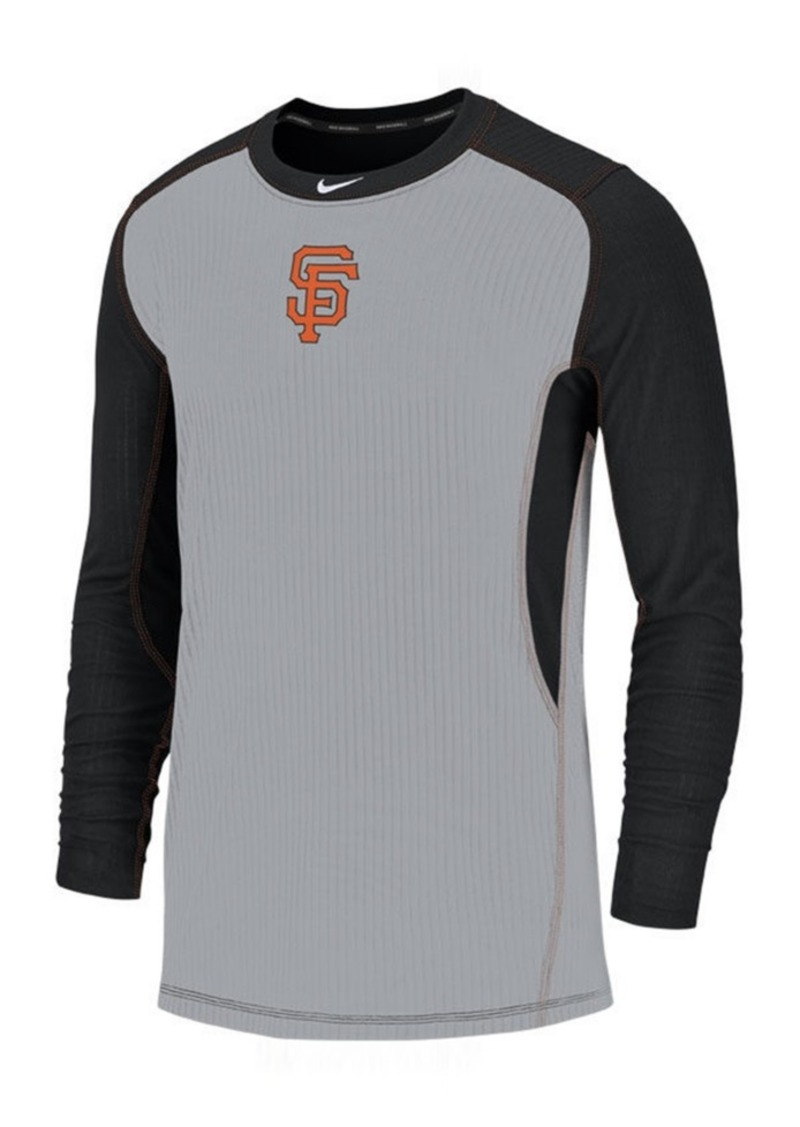 Nike Men's San Francisco Giants Authentic Collection Game Top Pullover