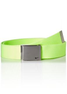 Nike Men's Swoosh Web Belt