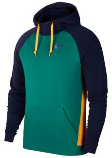 Nike Men's Sport Clash Dri-fit Training Hoodie