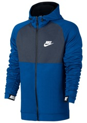 Nike Men's Sportswear Advance 15 Zip Hoodie
