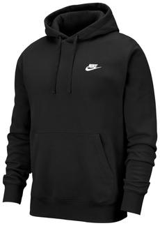 Nike Men's Sportswear Club Fleece Pullover Hoodie