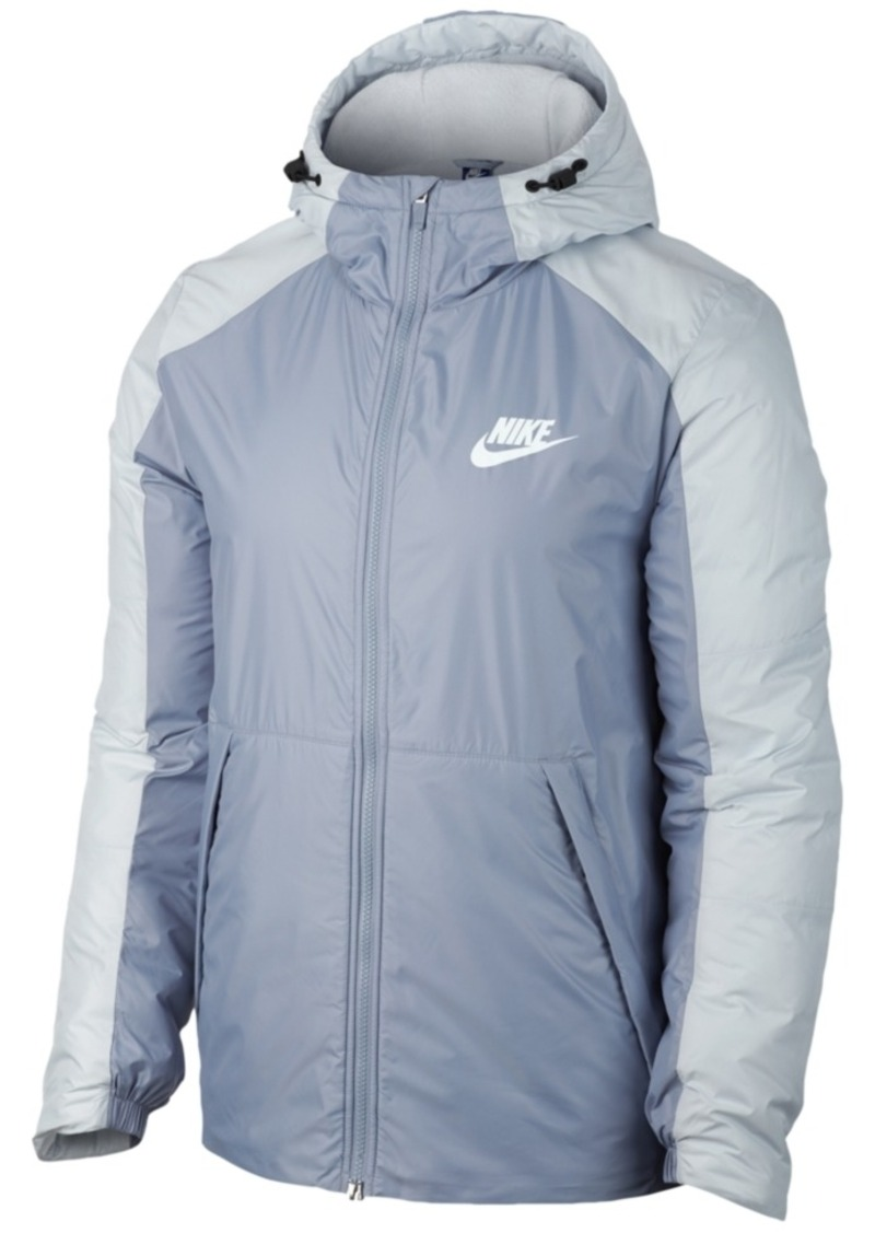 960d216021d8 Nike Nike Men s Sportswear Insulated Rain Jacket