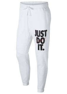 Nike Men's Sportswear Just Do It Fleece Joggers