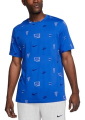 Nike Men's Sportswear Logo-Print T-Shirt