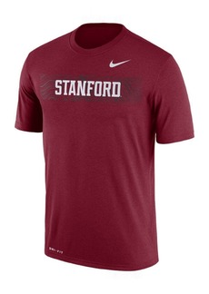 Nike Men's Stanford Cardinal Legend Staff Sideline T-Shirt