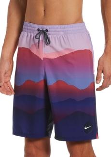 Nike Men's Swim Landscape Vital Volley Shorts