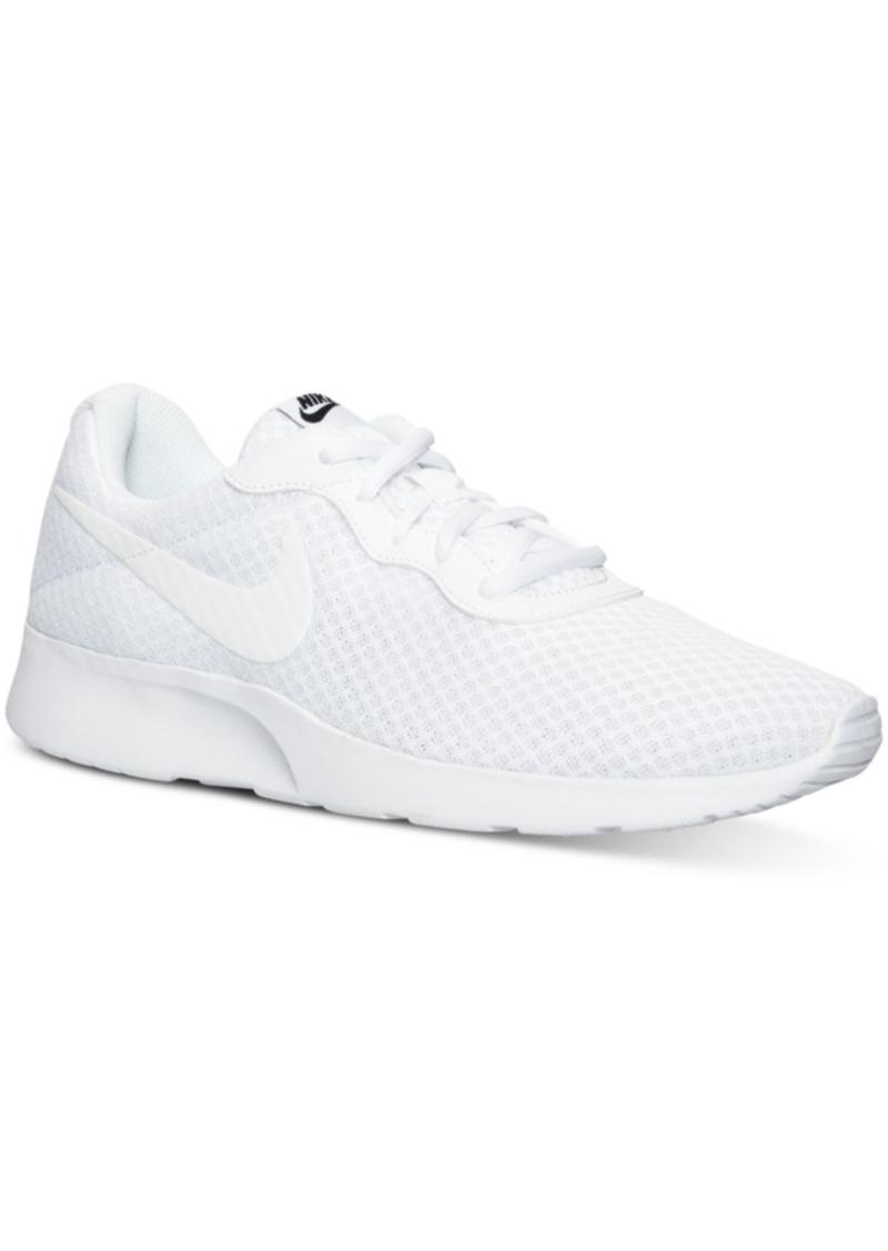 bd74c403e99c Nike Nike Men s Tanjun Casual Sneakers from Finish Line