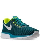 Nike Men's Tanjun Racer Casual Sneakers from Finish Line