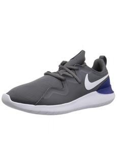 Nike Men's Tessen Running Shoe Dark Grey/White-deep Royal Blue  Regular US