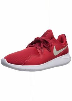 Nike Men's Tessen Sneaker University red/Light Bone  Regular US