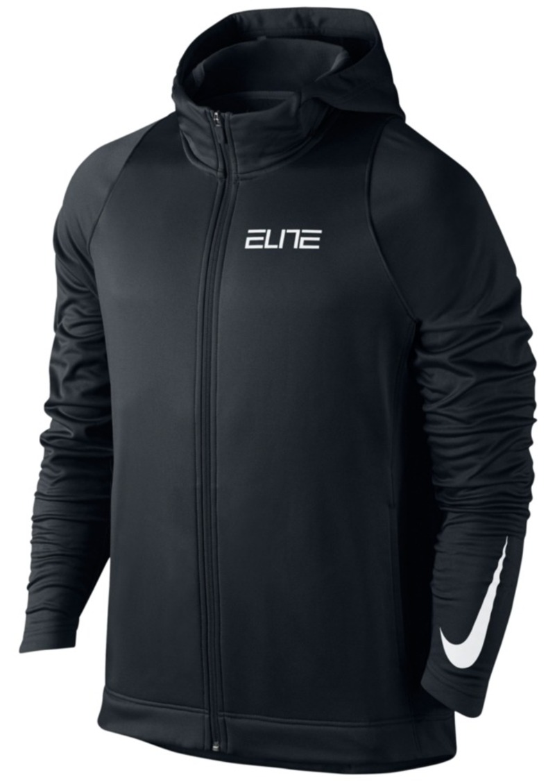On Sale today! Nike Nike Men's Therma Elite Zip Basketball ...