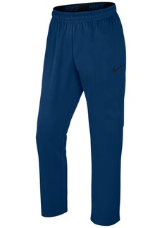 Nike Men's Therma Fleece Open-Bottom Sweatpants