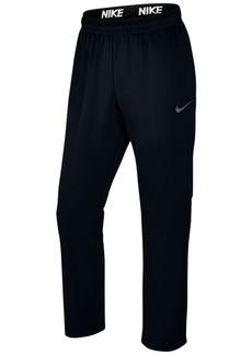 Nike Men's Therma Fleece Open-Bottom Sweatpants