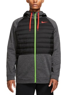Nike Men's Therma Zip Training Hoodie