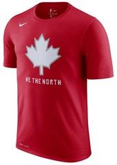 Nike Men's Toronto Raptors Earned Edition T-Shirt
