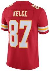Nike Men's Travis Kelce Kansas City Chiefs Vapor Untouchable Limited Jersey