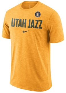 Nike Men's Utah Jazz Essential Facility T-Shirt