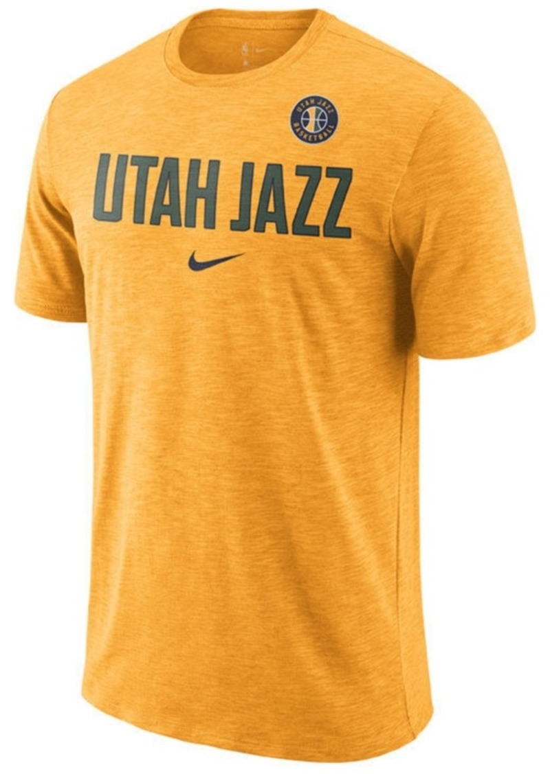 Nike Men's Utah Jazz Essential Facility T-Shirt