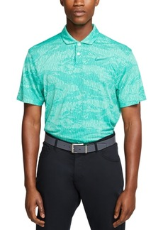 Nike Men's Vapor Dri-fit Camo Golf Polo