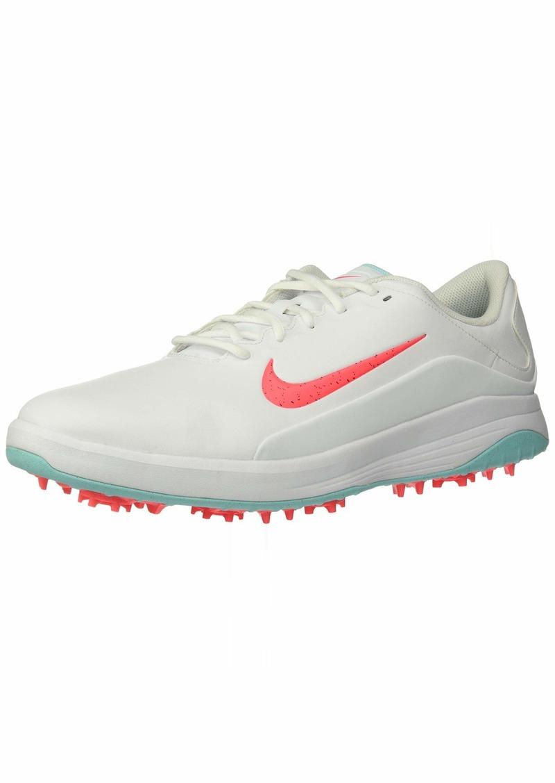 Nike Men's Vapor Sneaker White/Hot Punch-Aurora Green  M US