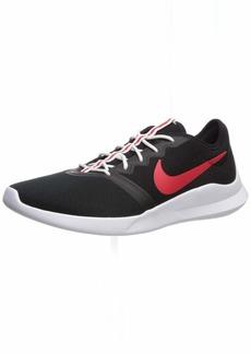 Nike Men's VTR Sneaker Black/University Red-White  Regular US