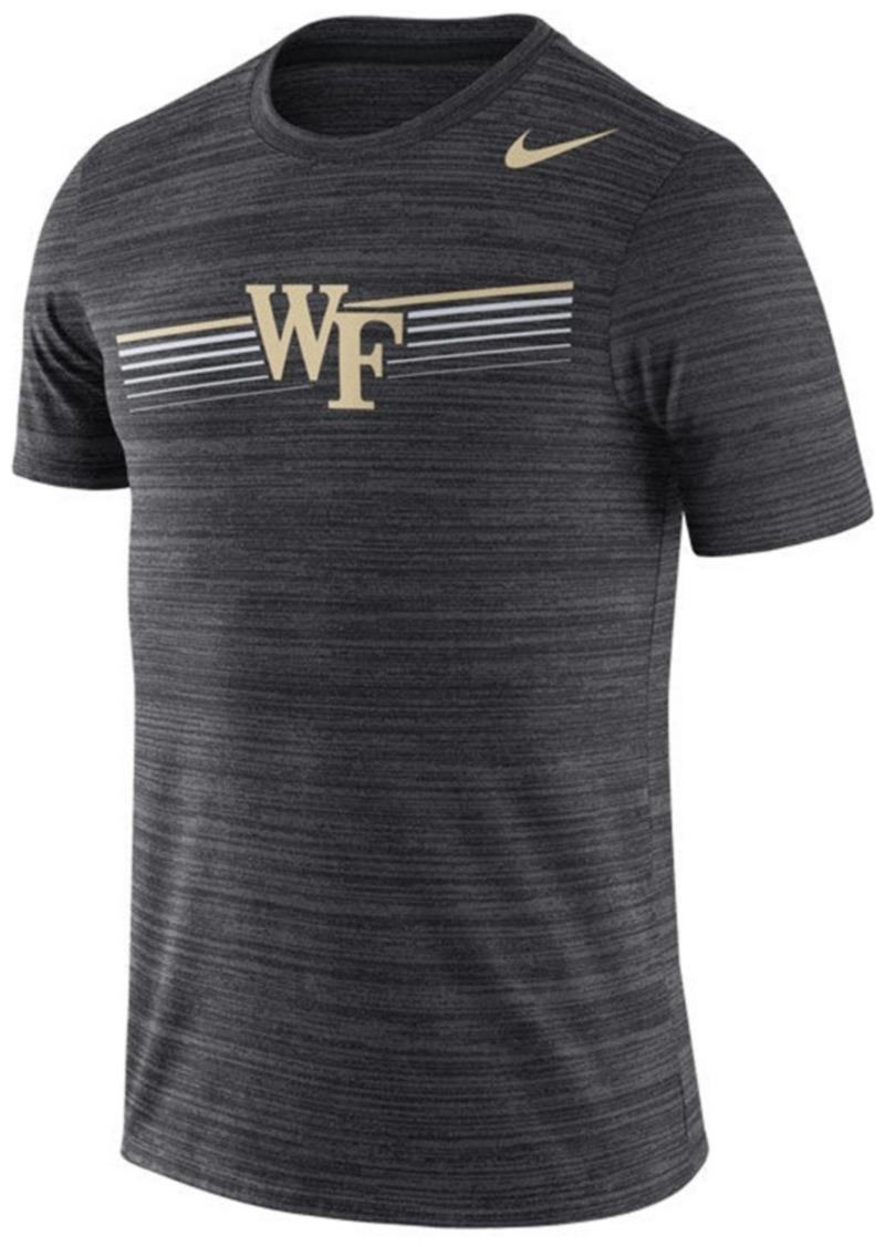 Nike Men's Wake Forest Demon Deacons Legend Velocity T-Shirt