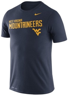 Nike Men's West Virginia Mountaineers Legend Sideline T-Shirt