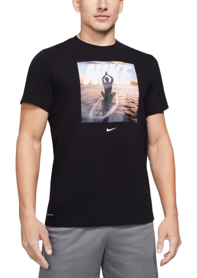 Nike Men's Yoga Training T-Shirt