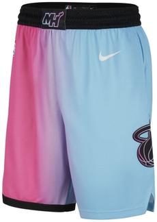 Nike Miami Heat Men's City Edition Swingman Shorts