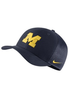 Nike Michigan Wolverines Aerobill Mesh Cap