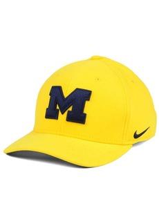 Nike Michigan Wolverines Classic Swoosh Cap ba69e8dab89d