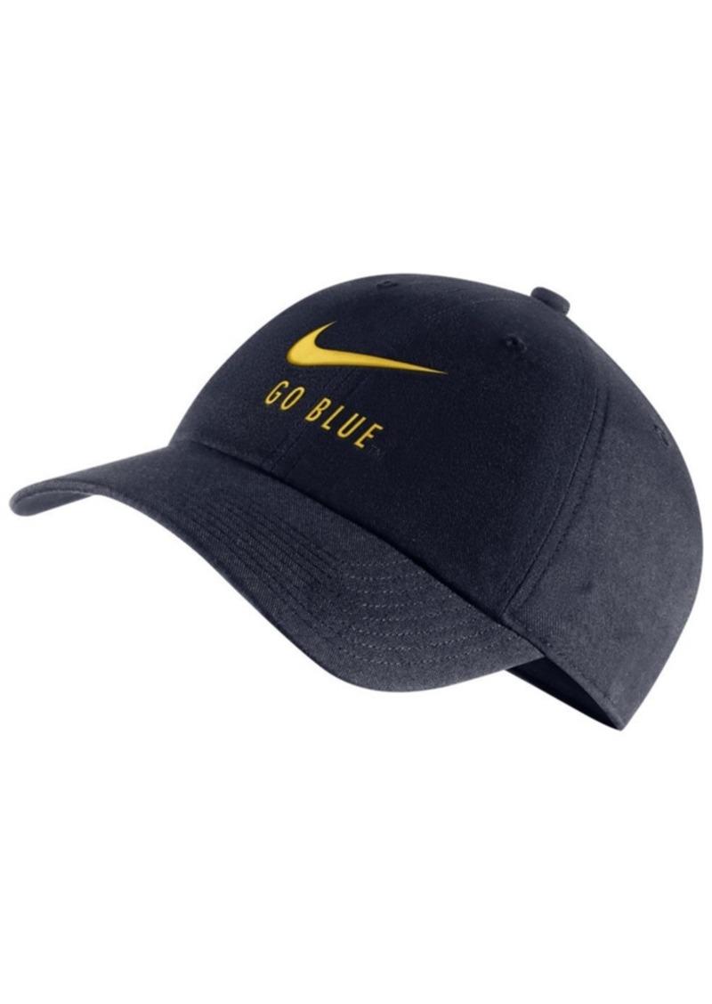 Nike Michigan Wolverines Team Local H86 Cap