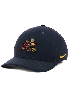 Nike Minnesota Golden Gophers Anthracite Classic Swoosh Cap