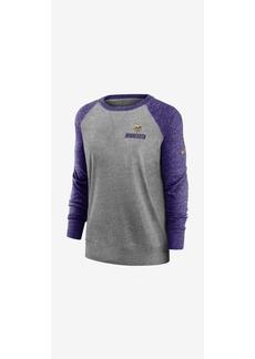 Nike Minnesota Vikings Women's Gym Vintage Crew Sweatshirt